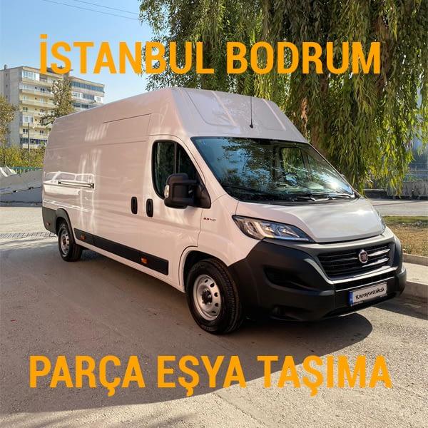 istanbul bodrum parça eşya taşıma