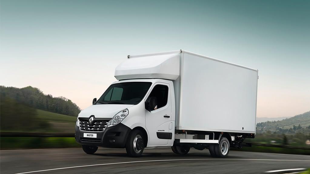 kiralık renault master kamyonet