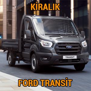 kiralık ford transit kamyonet